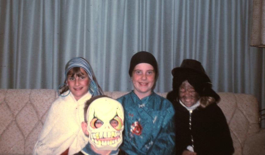 Deb Halloween