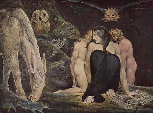 512px-William_Blake_006 Hecate